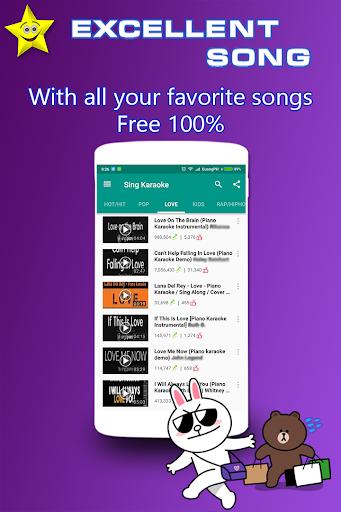 Sing Karaoke Online & Karaoke Record screenshots 3