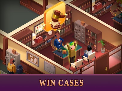 Law Empire Tycoon Mod Apk- Idle Game Justice Simulator (Unlimited Money) 10
