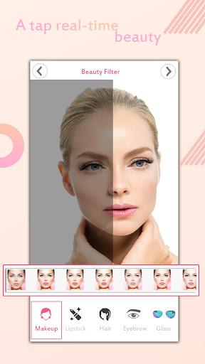 You Face Beauty Makeup & Blur Your Photo editor 20.0.0 Screenshots 6