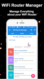 WiFi Router Manager(No Ad) – Who is on My WiFi? 1.0.10 Apk 1
