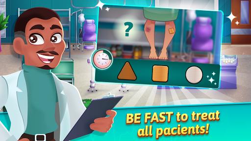 Medicine Dash - Hospital Time Management Game 1.0.6 screenshots 2