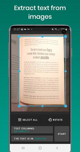 Text Fairy (OCR Text Scanner) 5.0.5 screenshots 1