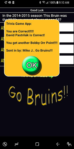 Trivia Game and Schedule for Die Hard Bruins Fans 49 screenshots 3