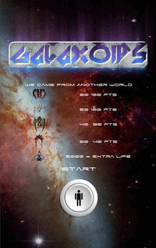 Xalaxian Revenge - Galaxoids 1.0.0 screenshots 1