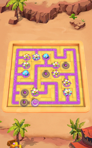 Flow Water Connect Puzzle  screenshots 16