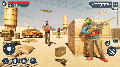 IGI Cover Fire Gun Strike: FPS Shooting Game Apkfinish screenshots 5