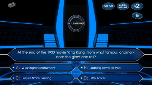 Millionaire 2020 Free Trivia Quiz Game 1.62 screenshots 1