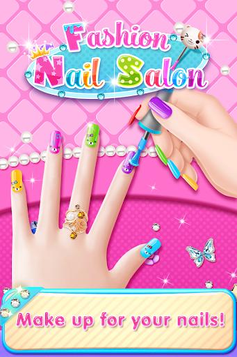 ud83dudc85ud83dudc85Princess Nail Makeup Salon 3.0.5017 screenshots 7