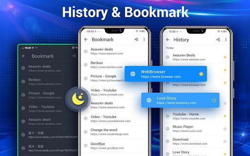 Web Browser & Web Explorer android2mod screenshots 13