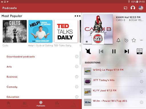 myTuner Radio and Podcasts 7.9.56 Screenshots 13