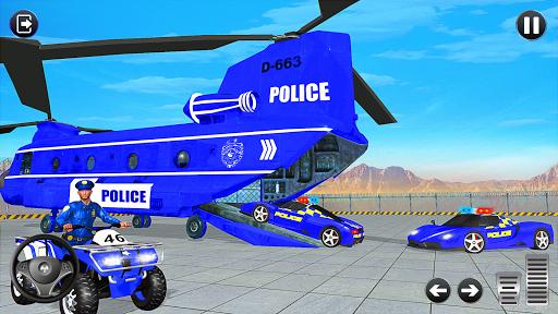 Grand Police Vehicles Transport Truck  Screenshots 11