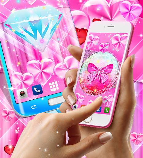Wallpapers for girls apktram screenshots 5