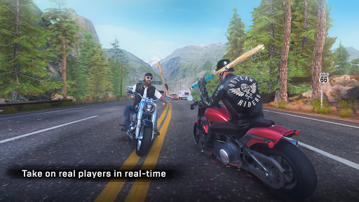 Outlaw Riders: War of Bikers  screenshots 7