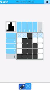 Nonogram – Logic Pic Puzzle – Picture Cross Apk Mod + OBB/Data for Android. 6