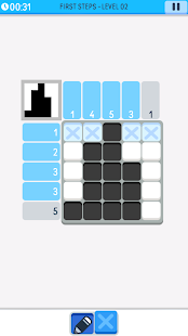 Nonogram - Logic Pic Puzzle - Picture Cross Screenshot