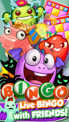 Bingo Dragon - Free Bingo Games 1.4.4 screenshots 1