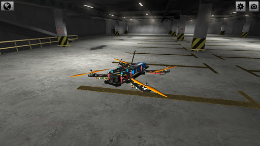 Drone Simulator - DRS android2mod screenshots 1