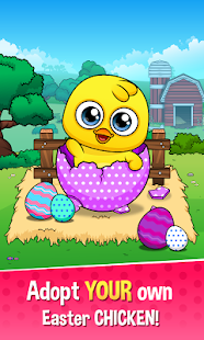 My Chicken 2 - Virtual Pet 1.32 screenshots 1