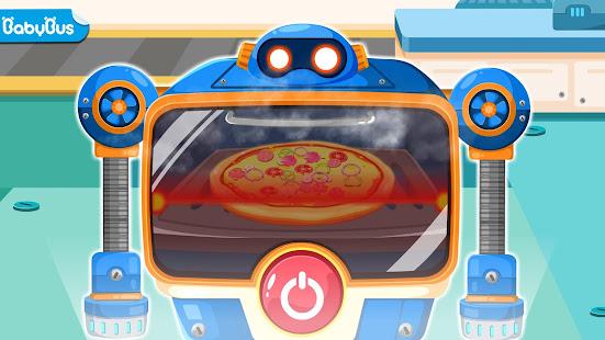 Little Pandau2019s Space Kitchen - Kids Cooking 8.57.00.02 Screenshots 7