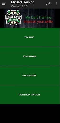Darts Scoreboard: My Dart Training apktram screenshots 1