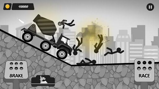 Stickman Destruction Ragdoll Annihilation android2mod screenshots 15
