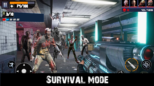 Zombie Hunter 3D: Offline FPS Shooting Game 2021  screenshots 18