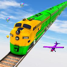Mega Ramp Train Stunt Games: Free Train Games 2021 APK