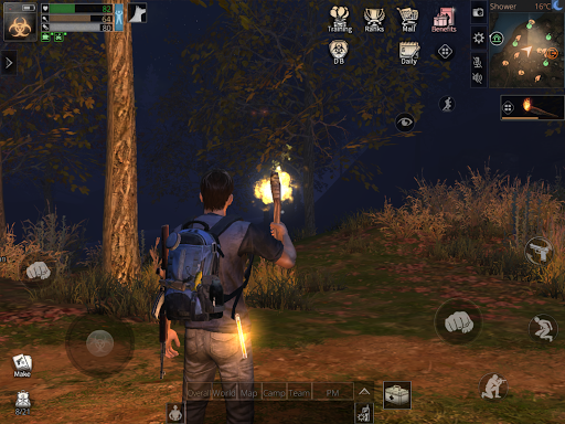 LifeAfter: Night falls 1.0.140 screenshots 14