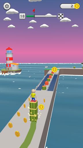 Cube Rider - Cube Surfer 3D  screenshots 2