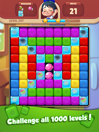 Hello Candy Blast : Puzzle & Relax  screenshots 13