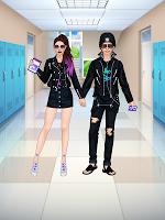 High School Couple: Girl & Boy Makeover