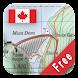 Canada Topo Maps Free