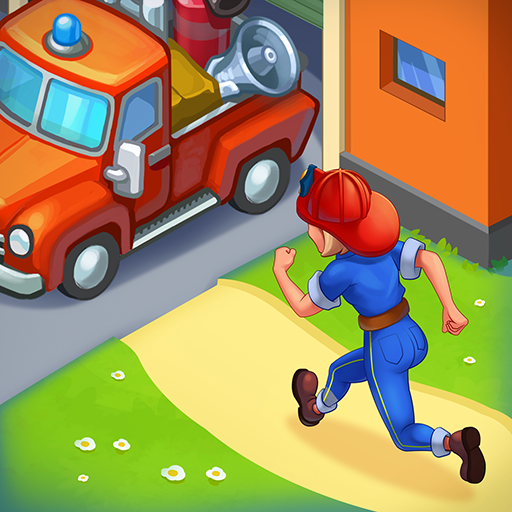 Rescue Dash - time management game