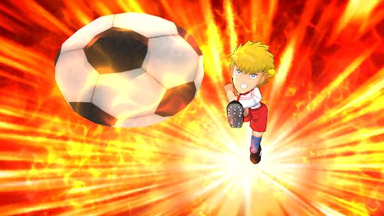 Captain Tsubasa ZERO -Miracle Shot Mod Apk (Weak Enemies) 1