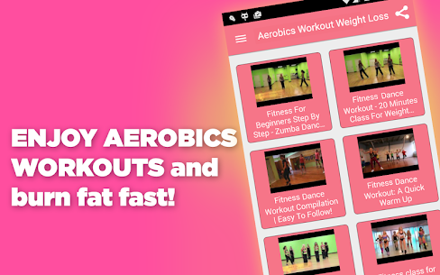 Aerobics dance workout for For Pc [free Download On Windows 7, 8, 10, Mac] 2