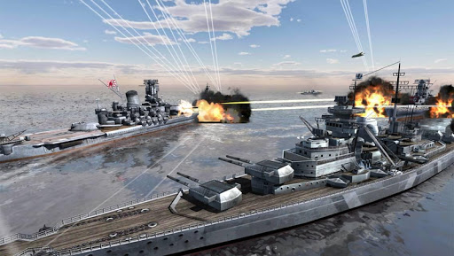 World Warships Combat screenshots 1