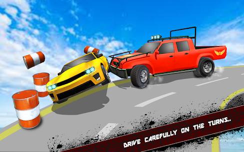 New Car Stunt Game 2021 : Jeep 4X4 Driving 4