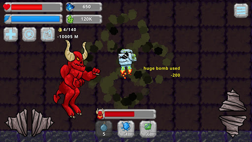 Digger Machine: dig and find minerals 2.7.6 screenshots 11