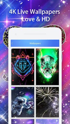 4K Live Wallpapers - Loveu3001HD modavailable screenshots 2