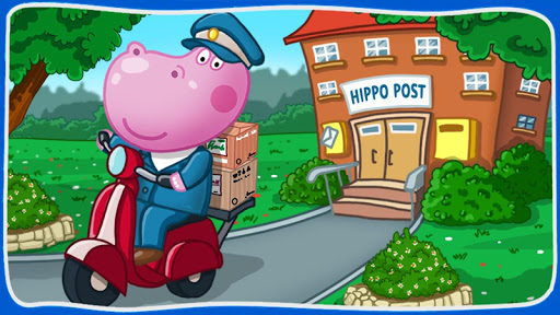 Post office game: Professions Postman  screenshots 1