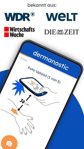 dermanostic - online dermatologist 1.9.3 Screenshots 2