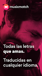 Musixmatch - Music Player Letras Screenshot