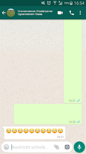 Mensaje en blanco (para WhatsApp) 1