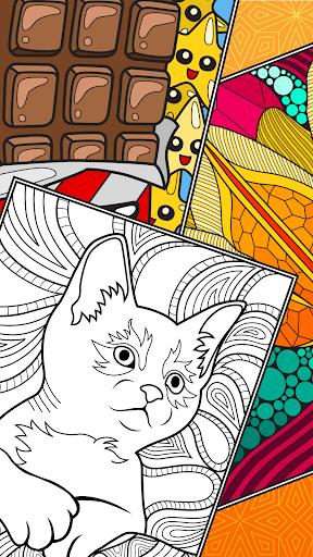 Colorish - free mandala coloring book for adults  screenshots 2