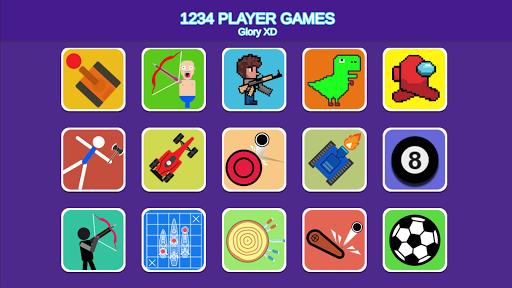 1 2 3 4 Player Games : Stickman 2 Player APK MOD Download 1