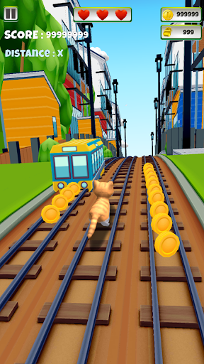 Cat Run 3D 2.0 screenshots 4
