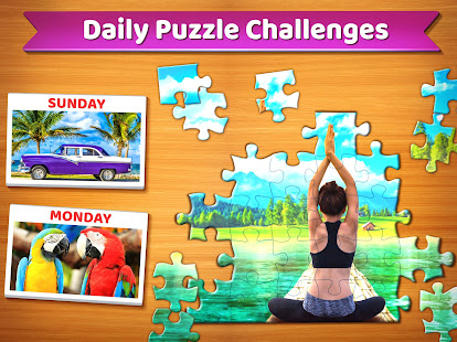 Jigsaw Puzzles Pro ud83eudde9 - Free Jigsaw Puzzle Games 1.6.1 Screenshots 16
