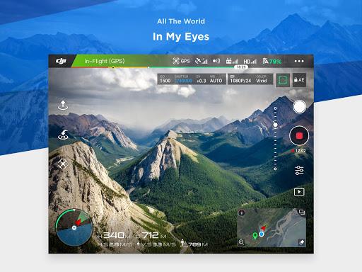 DJI GO 4--For drones since P4 4.3.37 Screenshots 4