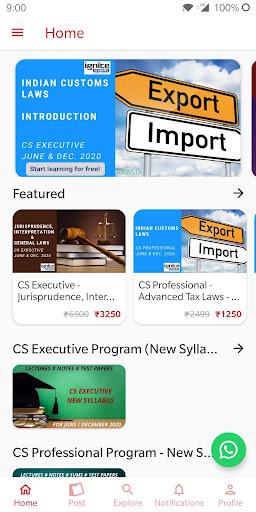 Ignite Academy | Learn Commerce - CA, CS, CMA  screenshots 2