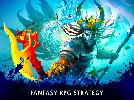 Heroes of War Magicuff0dTurn Based RPG & Strategy game 1.5.2 screenshots 12